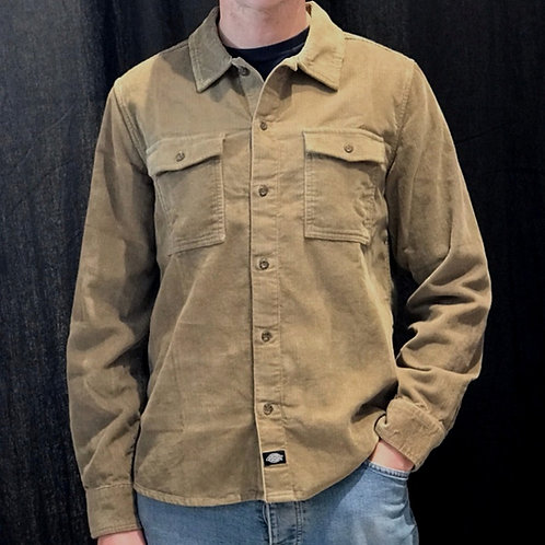 Dickies Fort Polk Khaki Shirt