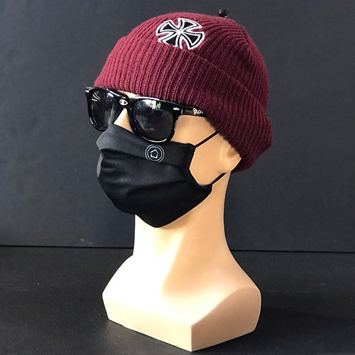 Independent Solo Cross Beanie Oxblood