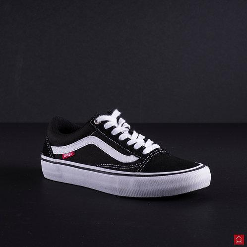 Vans Old Skool Pro Black/White