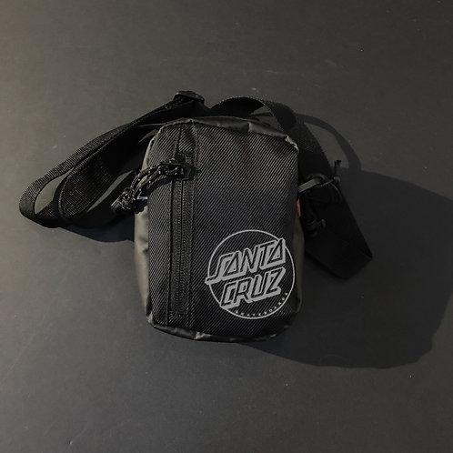 Santa Cruz Compact Shoulder Bag Black