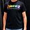 Thumbnail: Thrasher Rainbow Logo Black