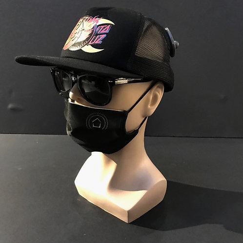 Santa Cruz Baseball Cap Dot Black