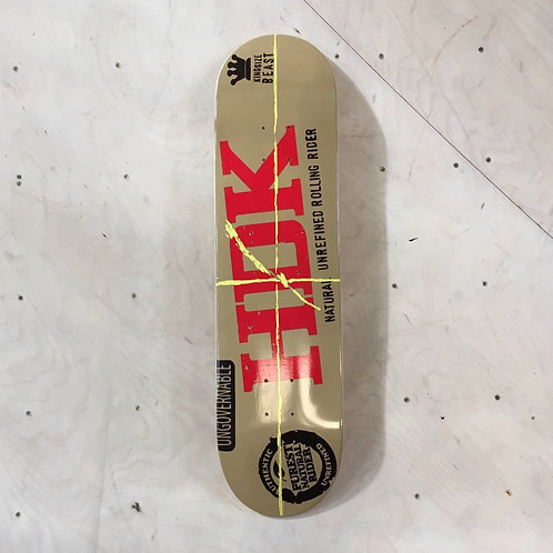 HDK limited edition Ungovernable deck