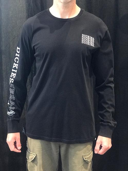 Dickies Skate Millwood Long Sleeve Black