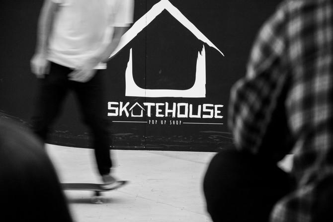 Skatehouse wordt permanent!