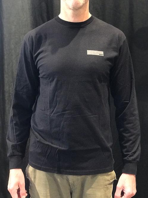 Vans Pro Skate Reflective Long Sleeve Black
