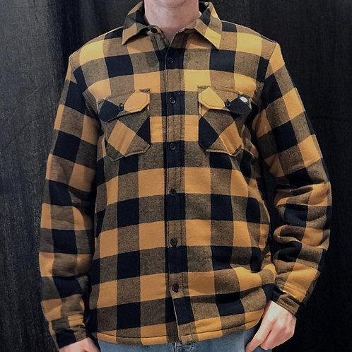 Dickies Lansdale Brown Duck Shirt