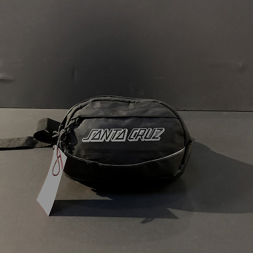 Santa Cruz Bumbag Black