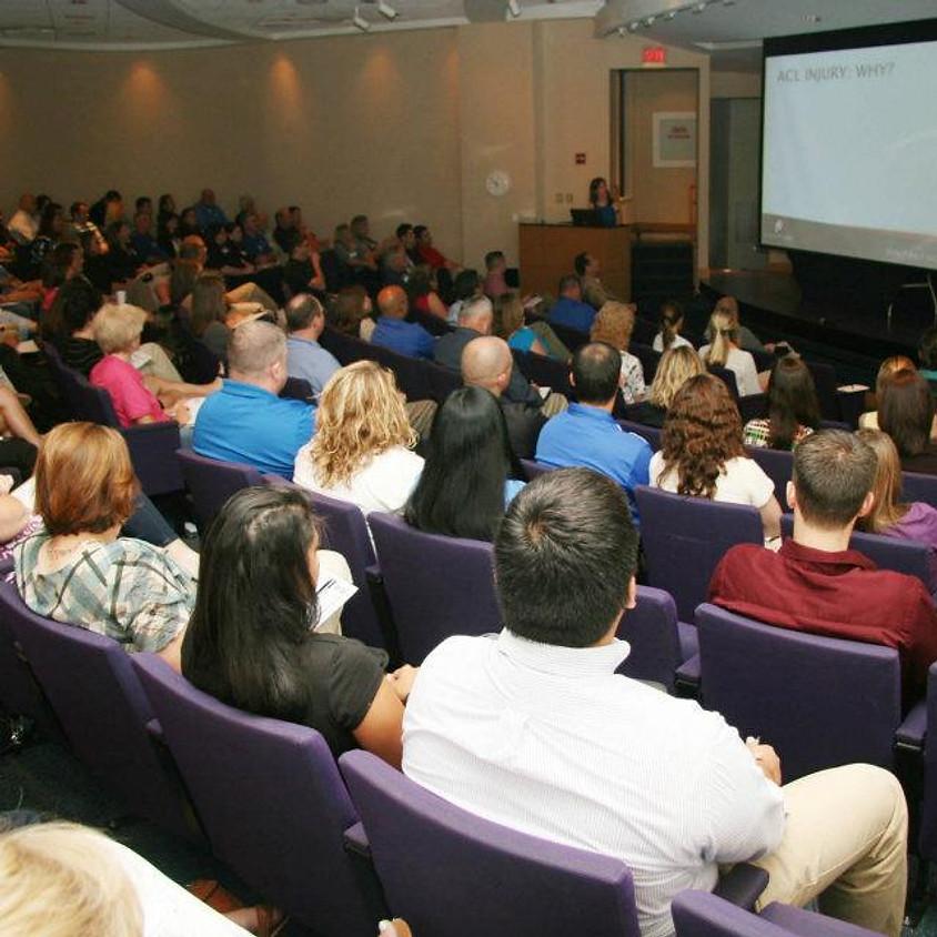 Hawkins 15th Annual Sports Medicine Symposium