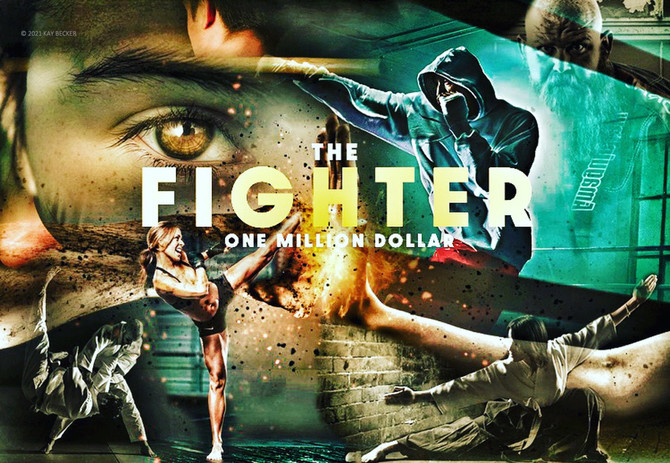 THE ONE MILLION DOLLAR FIGHTER