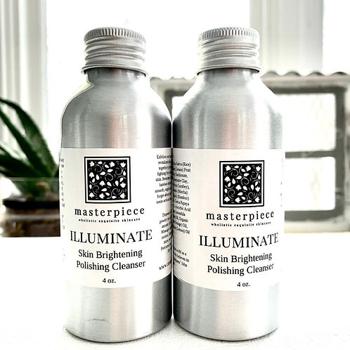 ILLUMINATE Enzyme Exfoliator & Cleanser