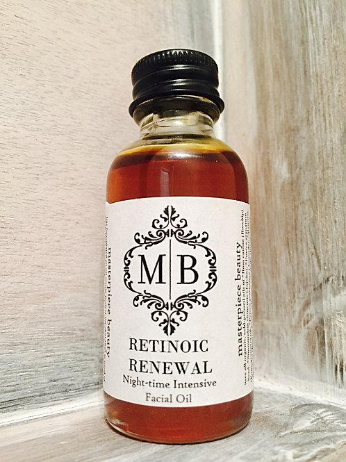 RETINOID RENEWAL P.M. Intensive Oil