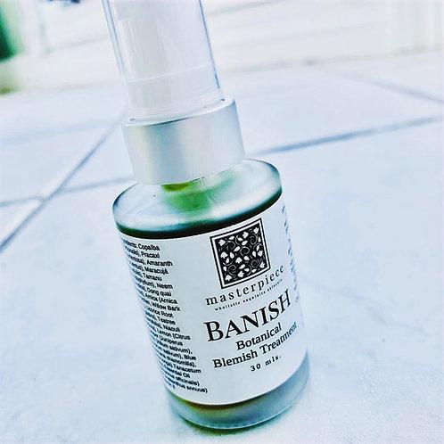 BANISH Botanical Blemish Treatment