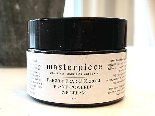 Plant-Powered Eye Cream