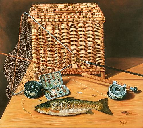Fishing Still Life