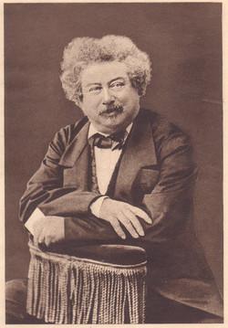 Alexandre Dumas père le génie