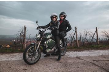 Séjour découverte de la route des vins en motos électriques 1/2 journée