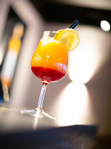 Cocktails du bar