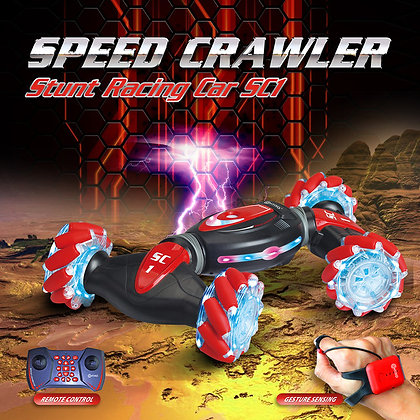 SC1 Speed Crawler RC Stunt Car