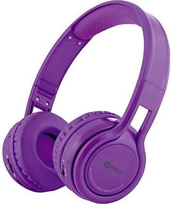 KB-2600 Foldable Kids Bluetooth Headphones