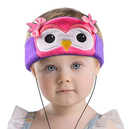 H1 Kids Fleece Headphone (Owl)