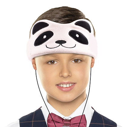 H1 Kids Fleece Headphone (Panda