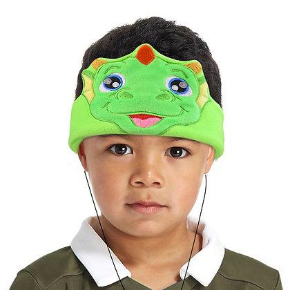 H1 Kids Fleece Headphone (Dinosaur)