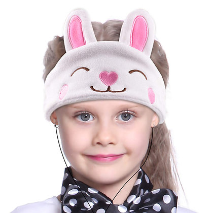 H1 Kids Fleece Headphone (Rabbit)