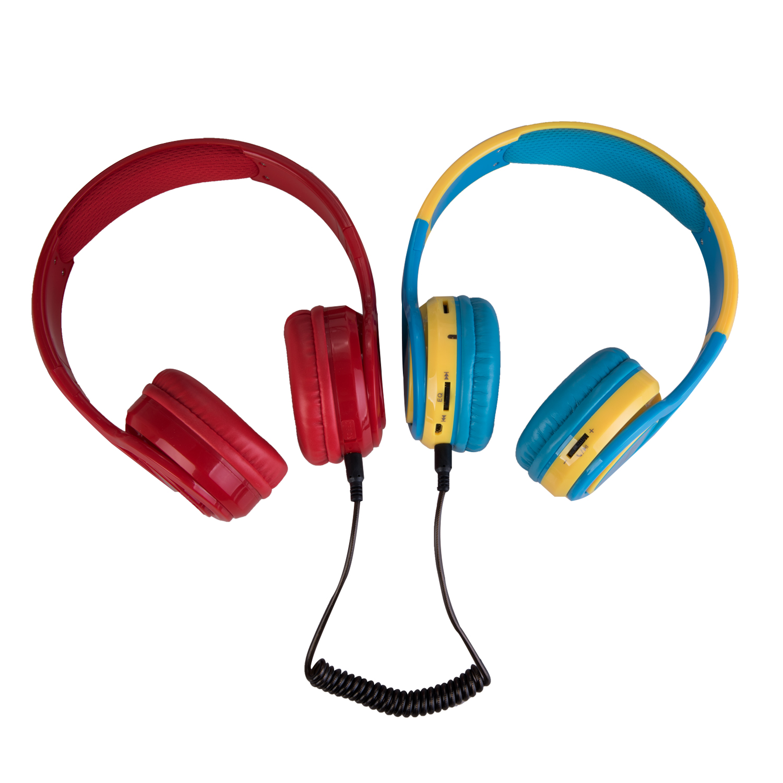 2副耳机有线