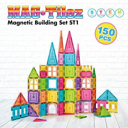 ST1 150 Piece Magnet Building Blocks