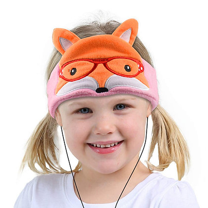 H1 Kids Fleece Headphone (Fox)