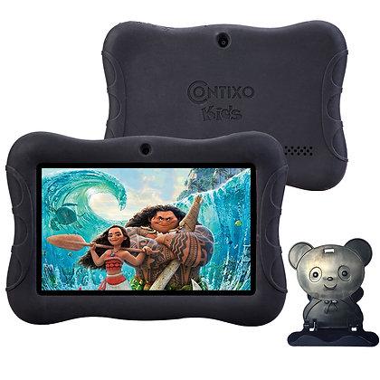 "Contixo K3 7"" Kids Tablet, Android 6.0 Dual Cameras Parental Controls (Black)"
