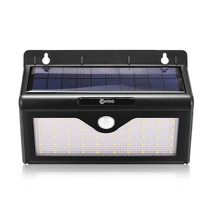 Contixo Outdoor Motion Sensor Light   Solar Powered 46 LED Waterproof Patio