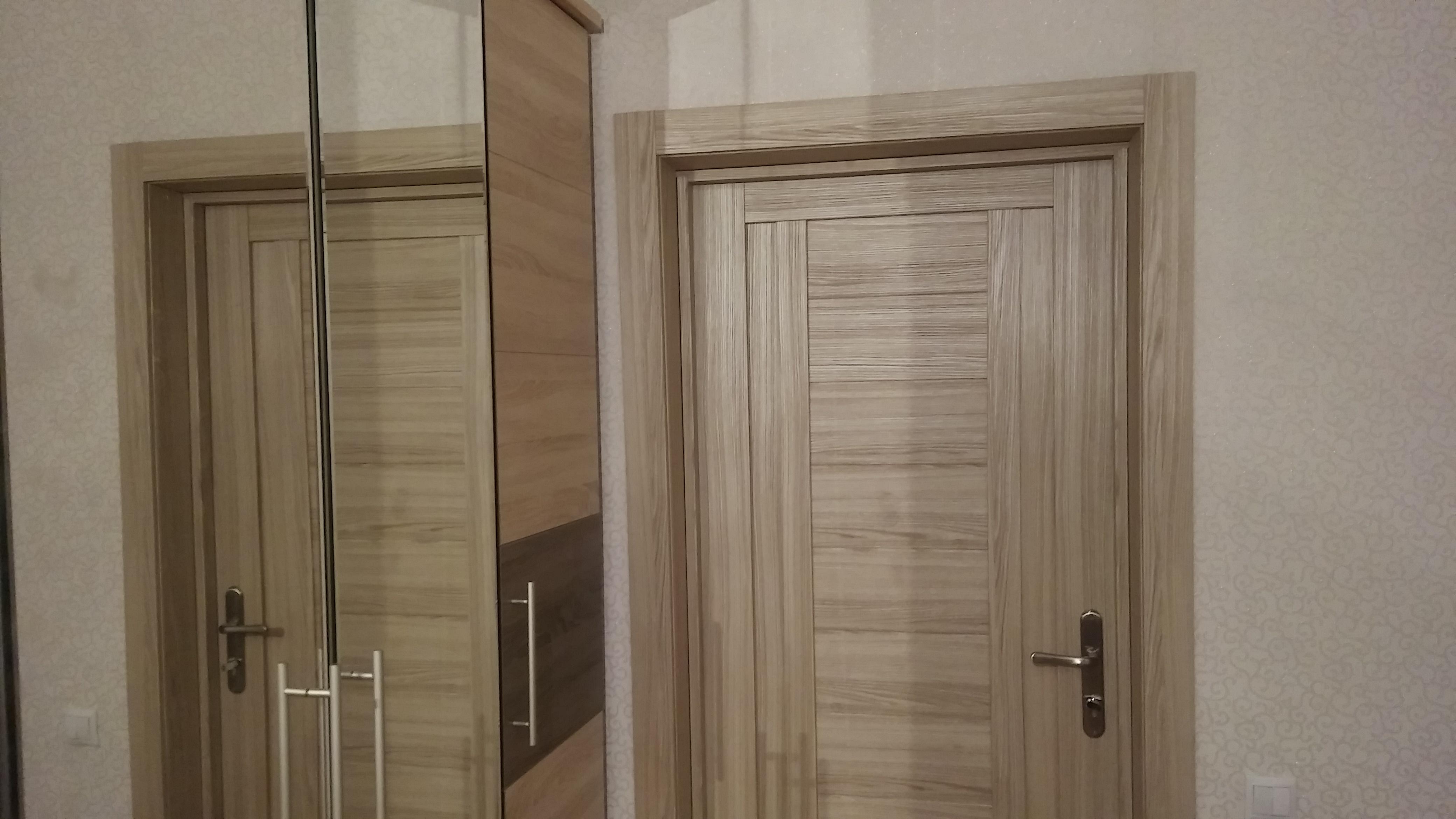 Установка двери в гостинке (2)