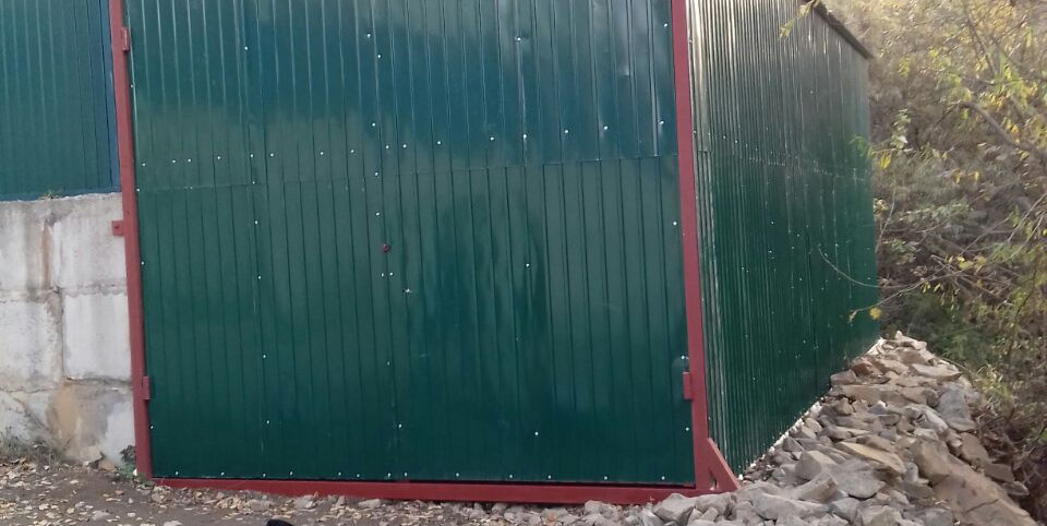 Сварка каркасов зданий, сварщик владивос