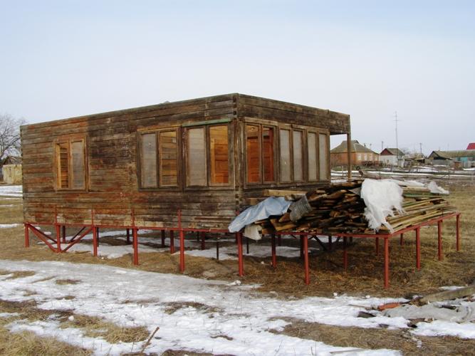 винтовой фундамент владивосток, свайно-в