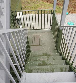 Лестницы из металла владивосток, изготов