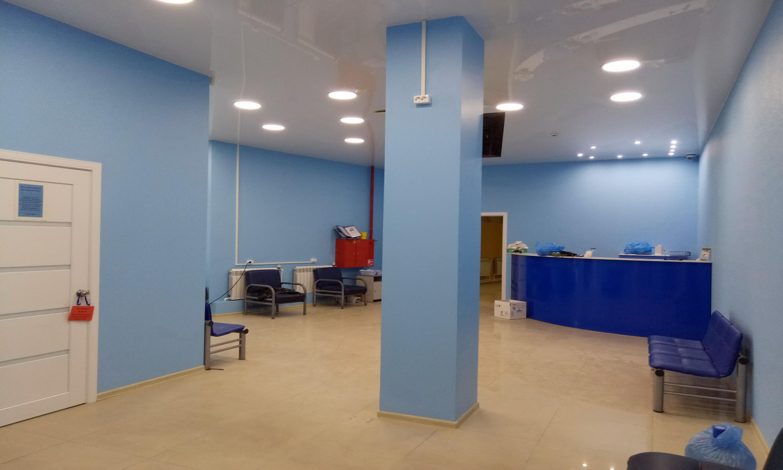 Установка дверей в лаболатории (1)