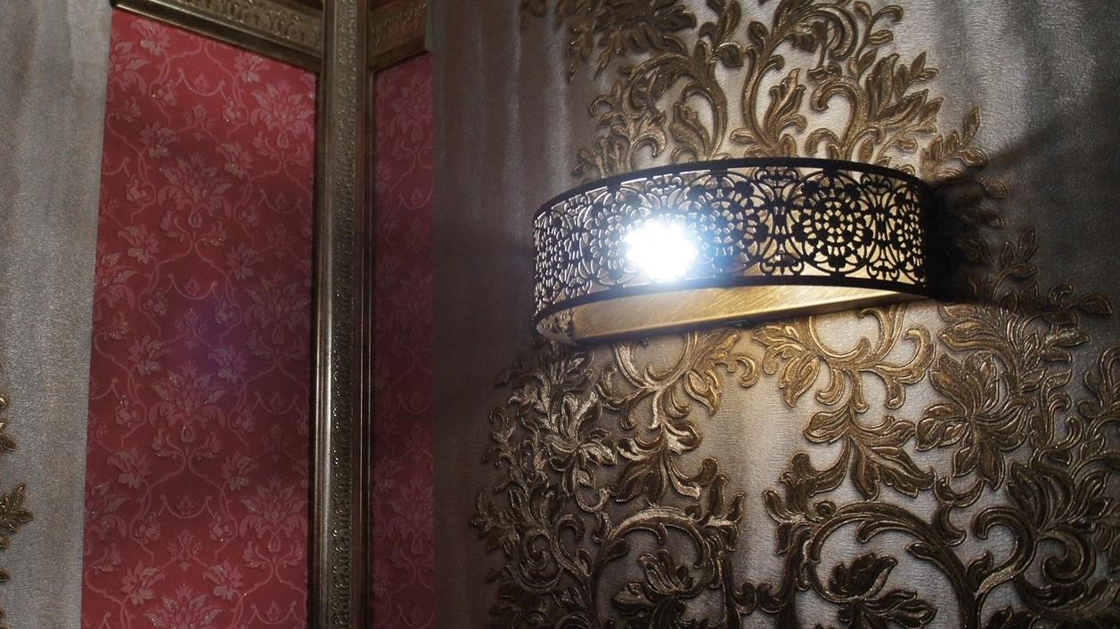 Освещение, установка люстры, ООО царский
