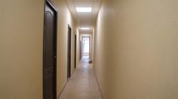 Установка дверей в офисе на Махалина (1)