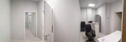 Установка дверей из свинца в рентген каб