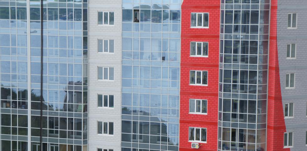 Фасадные работы владивосток, отделка фас