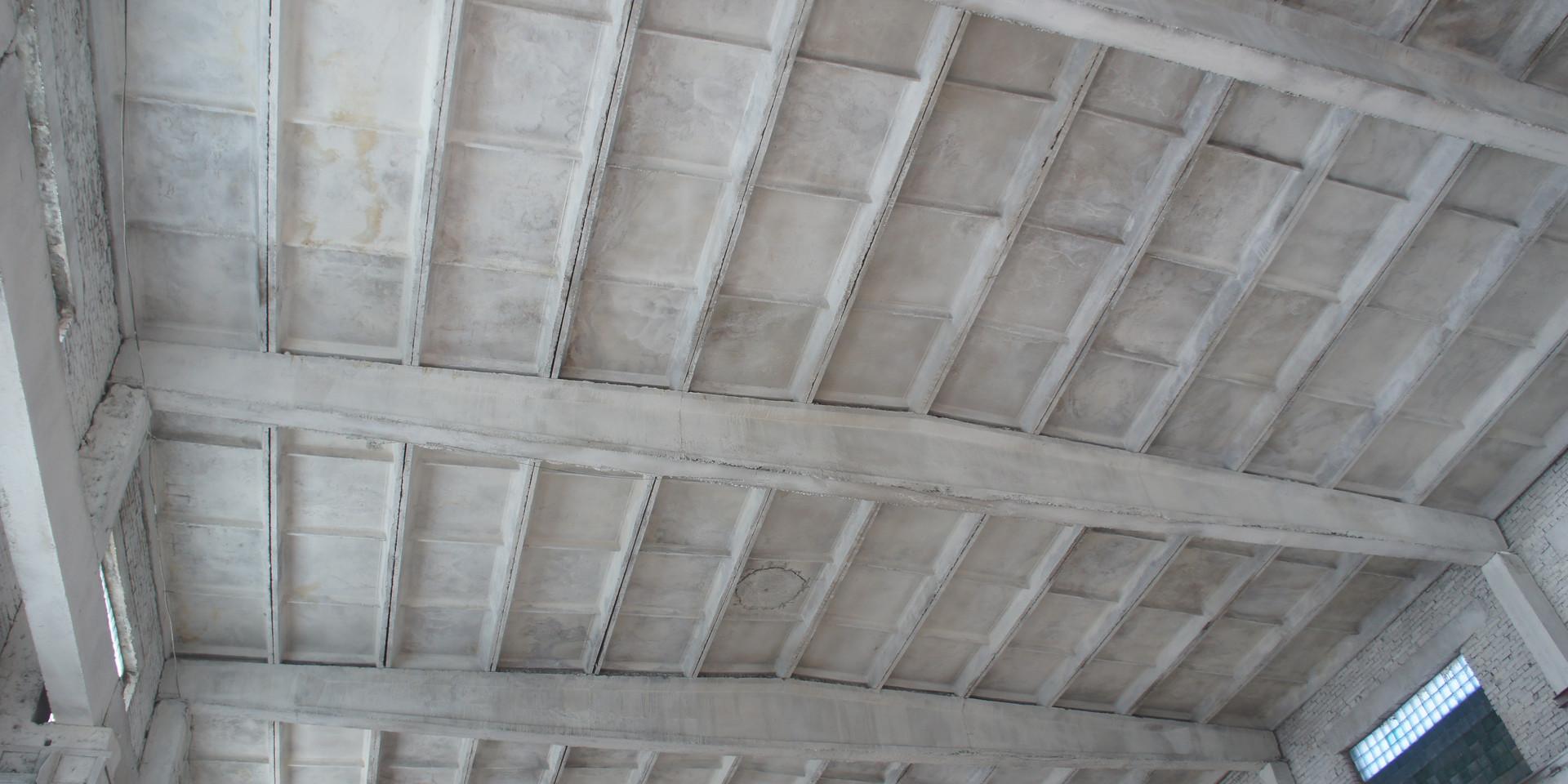 Побелка склада ПТК п. Угловой 2400 кв (3