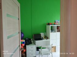 Установка дверей в детском саду (2)