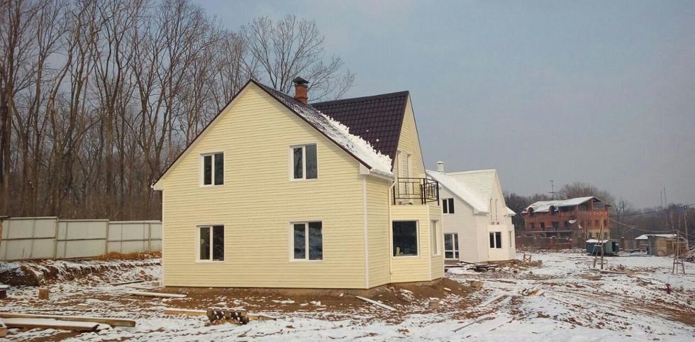 Сайдинг на дом владивосток, фасадные раб