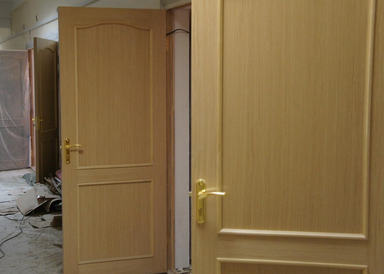 Установка дверей Санаторий Приморье  (4)