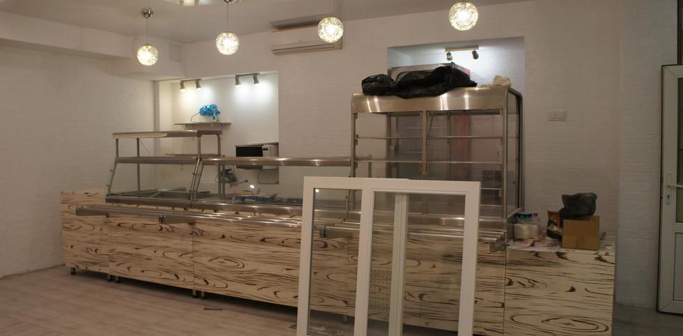 Ремонт кафе владивосток, ремонт ресторан