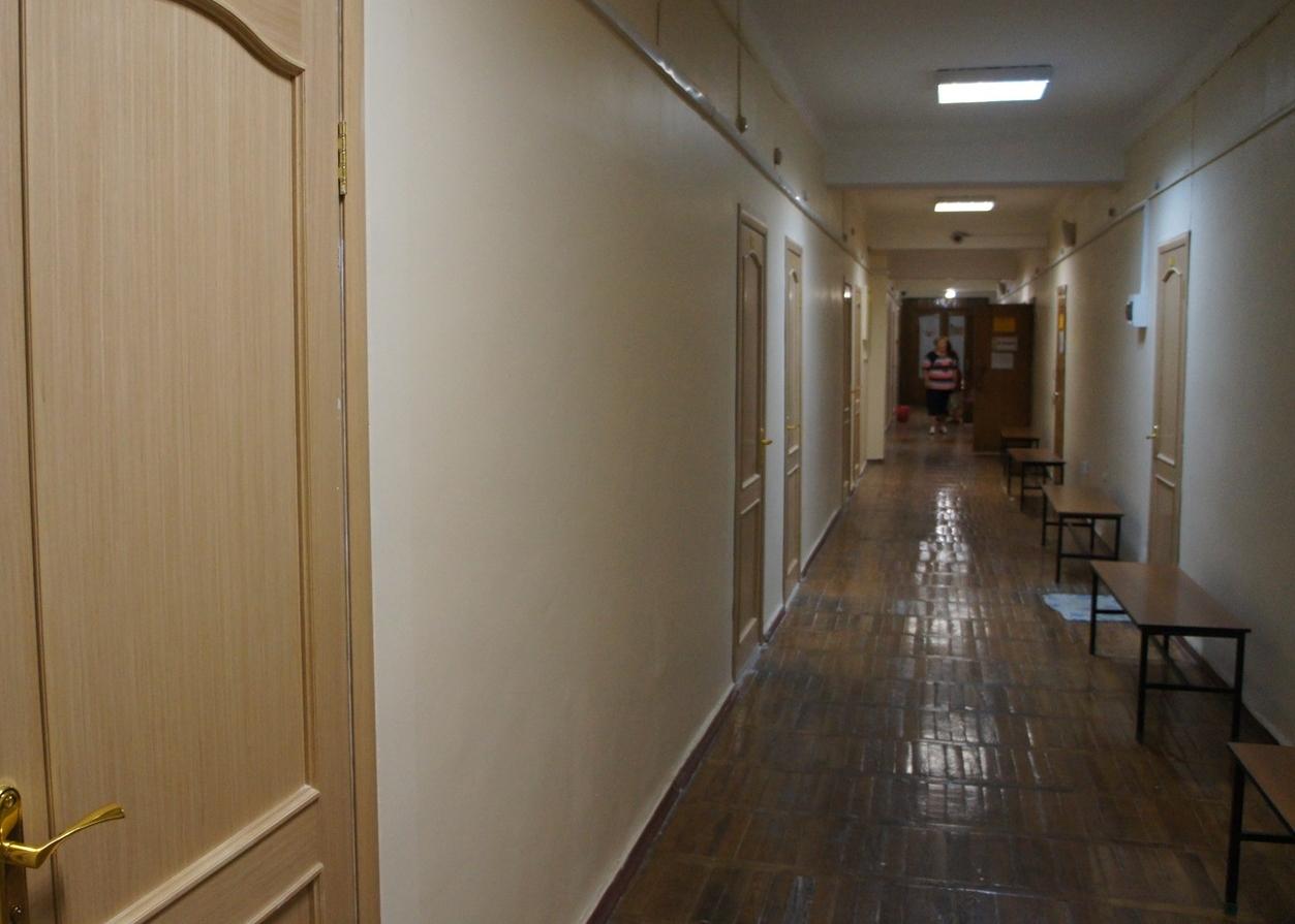 Установка дверей Санаторий Приморье  (11