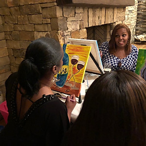 Sip, Paint & Socialize | City Winry