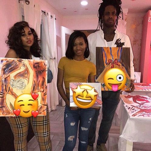 2020 Deal: Erotic Paint Kits!